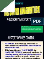 Philosophy & History of LCM