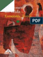 Callejones sin salida - Esmeralda Torres