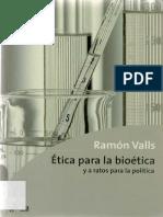 Ética para la bioética.pdf