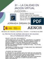 AENOR-UNE66181