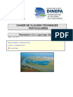 2.3.1 CCT1 - CCTP lagunage naturel