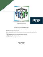 Economía Popular y Solidaria Entorno a La Nueva Industria Del Cannabis, Caso Ecuador