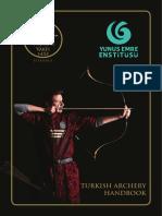 Turkish Archery Handbook