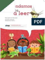 3. Libro guía docentes II
