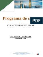 1Programa de clases_Curso Intermedio ETABS (1).pdf