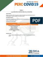 3.34 TA - Tarea Elaboración de matriz IPERC en la Industria
