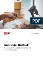 JLL Q2 2020 Industrial Outlook
