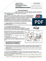 11° PRODUCCIÓN DE DOCUMENTOS GUÍA 1 ERGONOMÍA