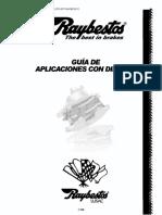 Catálogo Raybestos BALATAS 2011 IMAGENES DISCO -Por MARCA- Con Aplicaciones