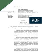 Decisão Marco Aurélio