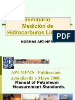 Normas API-MPMS Modificada 09-05-2008