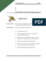 Unit 1-Fluid Mechanics