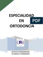 MANUAL ESPECIALIDAD ORTODONCIA  2020.pdf
