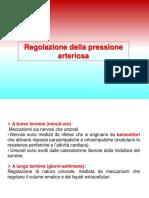 Lezione 4 regolazione pressione