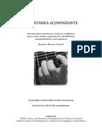 La guitarra acompañante - Marcelo Coronel