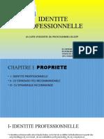 IDENTITE PROFESSIONNELLE CV ACTU.pptx