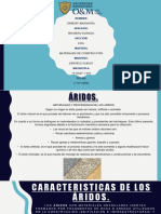 MATERIALES DE CONSTRUCCIÓN, ÁRIDOS