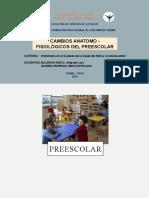6 SESIÓN CAMBIOS ANATOMO - FISIOLÓGICOS DEL PREESCOLAR OK.pptx