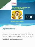 Clase 12 - Neuropsicologia del TDAH 1