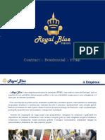 ROYAL BLUE_ apresentação da empresa +Portfolio