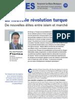 La nouvelle révolution turque - Note d'analyse géopolitique n°11
