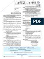 PORTARIA CC-PR/MJSP/MINFRA/MS Nº 1, DE 29 DE JULHO DE 2020