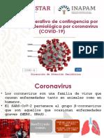Protocolo operativo  contingencia