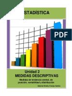 3 MEDIDAS DESCRIPTIVAS - MEDIDAS DE TENDENCIA CENTRAL Y DISPERSIÓN.pdf