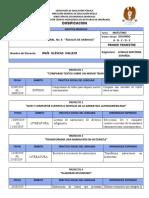 Dosificación-Español-2°-2019