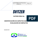 011 Procedimiento Matriz IAA SVITZER