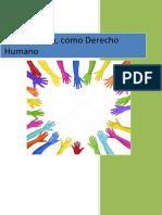 DERECHOS HUMANOS I