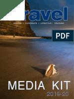 Let's Travel Magazine (NZ) 2019 Media Kit