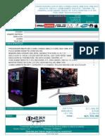 COMPUTADORA AMD RYZEN 3 2020 mayo bajo costo