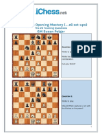 Puzzles - Queen Pawn Opening Mastery e6