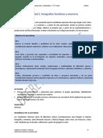 3° y 4° Medio_ Formación Diferenciada HC_ Artes Visuales, Audiovisuales y Multimediales_ Unidad 1_ Actividad 2