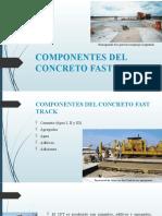 Componentes Concretos Fast Track