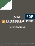 X56_Manual_DE