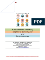 Module-01_Ethics, Corporate Governance and Business Law_By Md.Monowar FCA,CPA,FCMA_2nd Edition