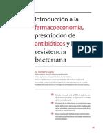 farmacos y resiatencia bacteriana