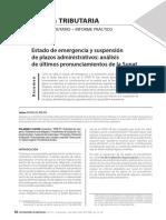 Pags 16-20 CT Informe PrácticoSuspencion de Plazos