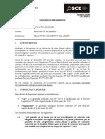 009-20 -  PROVÍAS DESCENTRALIZADO - Exp. 115794 (T.D. 16128574)