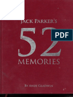 52 Memories by Jack Parker