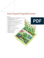 AsianInspiredVegetableGardenPlans