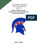 2019-20_Elementary_and_Intermediate_Student_Handbook