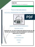 1985_ANÁLISIS DE SECCIONES MAS IMPORTANTES DE TDR