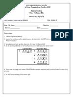 5 Centralized Class V Math P2