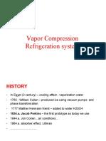 Vapor Compression Refrigeration system.ppt