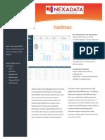 Datasheet Radimac