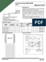 Datasheet.hk_bs616lv1016_2926763