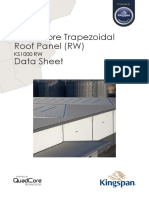 114546_Kingspan_QC_Trapezoidal Roof _KS1000 RW_QuadCore_Data Sheet_102018_UK_EN